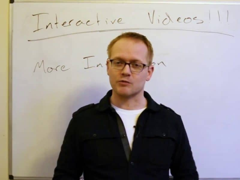Introducing Interactive Videos